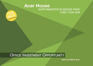 Acer House, Northminster Business Park, York, YO26 6QR