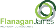 Flanagan James Property Consultants Logo