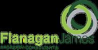 Flanagan James Property Consultants Logo