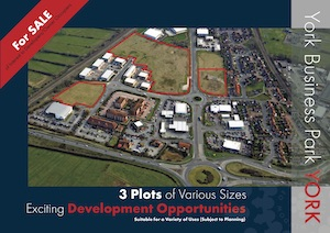 Plot 1B, York Business Park, York
