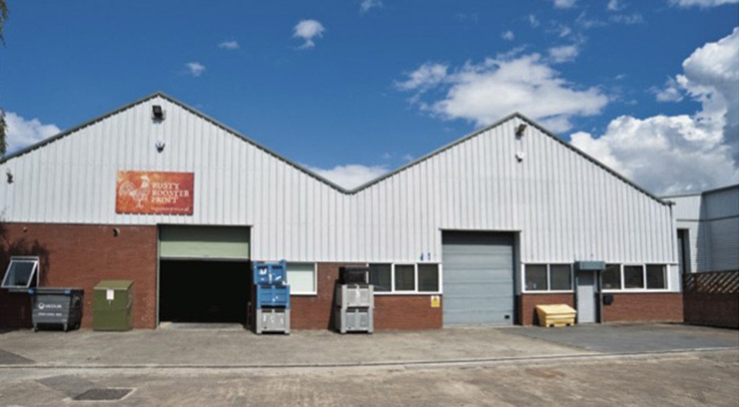 Unit 2B, Glaisdale Road, Northminster Business Park, Upper Poppleton, YORK, YO26 6QU