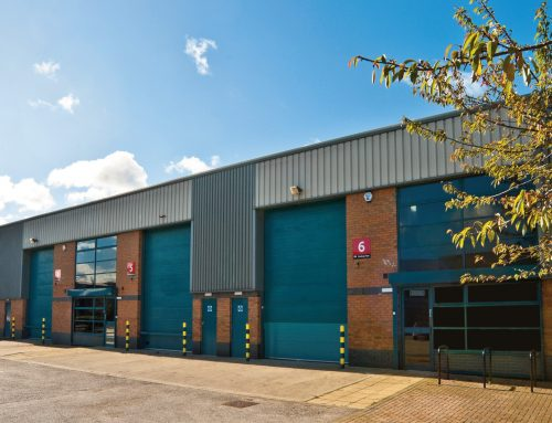 Busy end to the year at popular Industrial Park