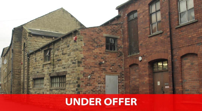 Crank Mill, Station Road, Morley, Leeds, LS27 8NA