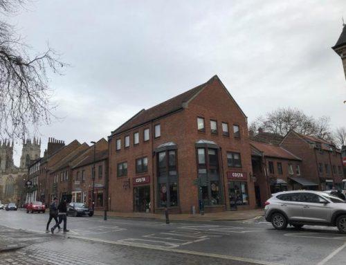 Office revamp boost for York
