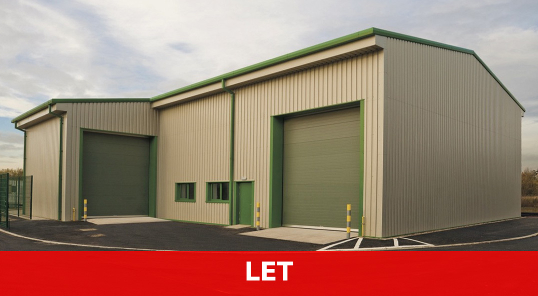 Unit 3B and Unit 3C, Ashbrooke Park, Lincoln Way, Sherburn in Elmet, Leeds, LS25 6PJ